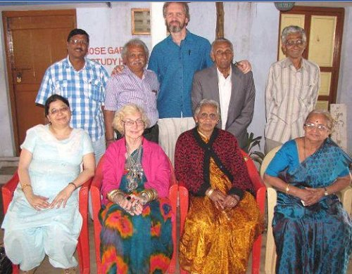 Members of the Board of Child Haven International/India