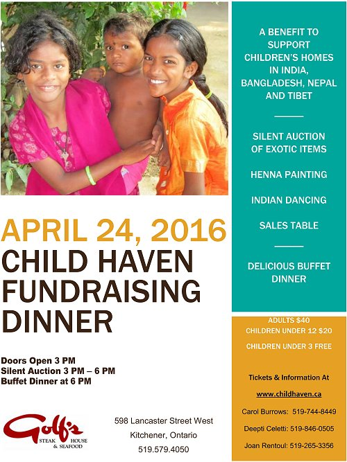 Fundraiser – Waterloo